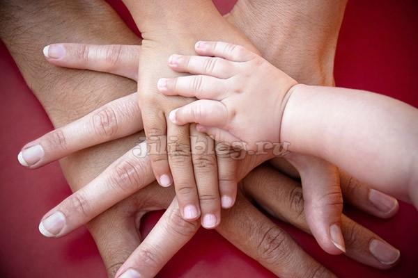 Пальчиковые игры для малышей от 1 года 3 месяцев