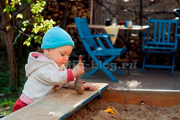 Развивающие игры и занятия для детей 1 год - План