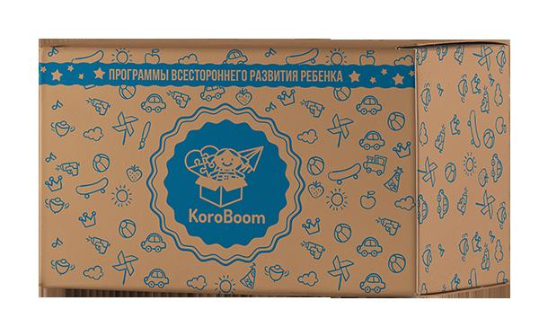 Развивающий набор KoroBoom
