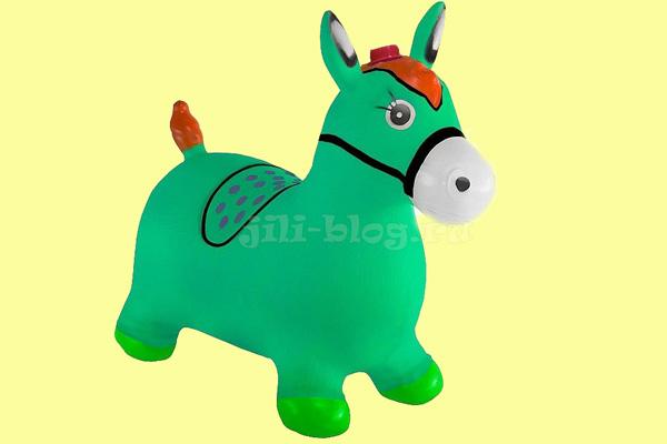 Лошадка попрыгун