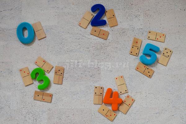 Сопоставляем цифры и количества
