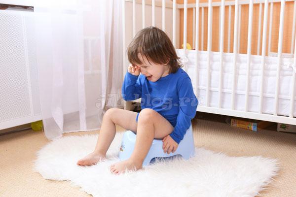 Как приучить ребенка к горшку в 1 год, в 2года