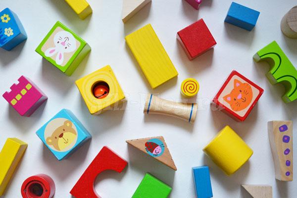 Кубики для малышей