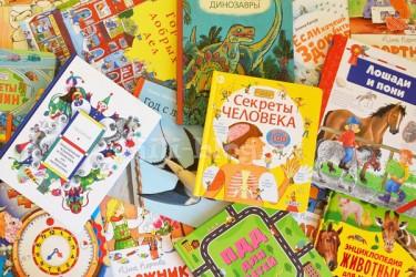 Развивающие книги для детей 3-4 лет список