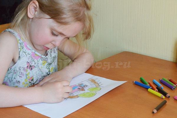 Рисование с детьми