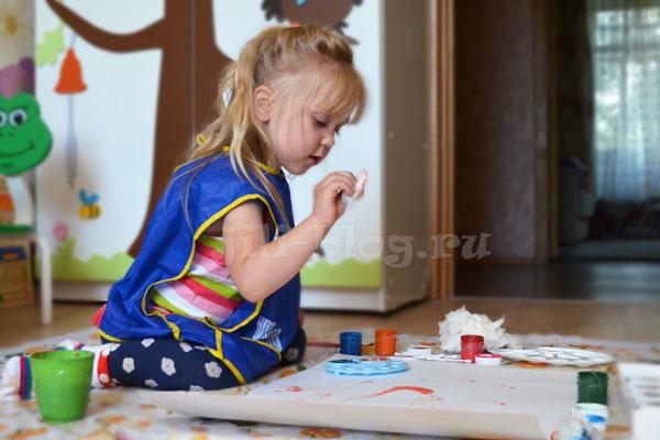 Занятия для детей 1 года