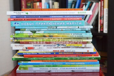 Лучшие книги для детей 3-4 лет