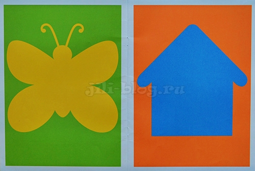 Цветные картинки