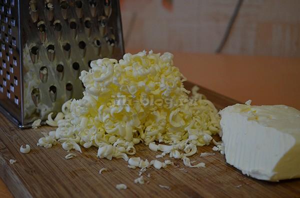 Масло на терке