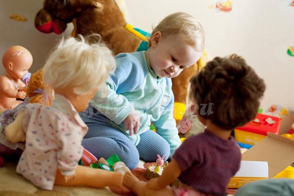 Игры на развитие речи у детей 1-2 лет