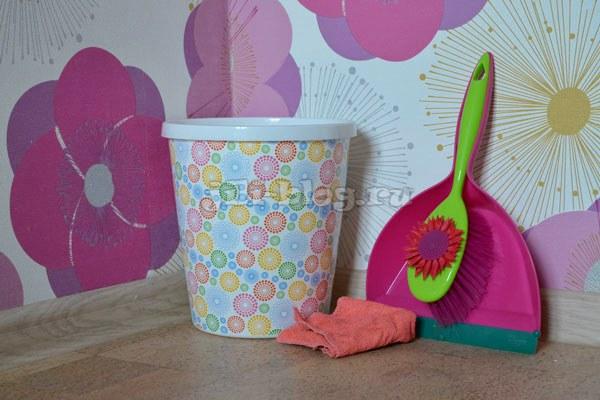 Методика Монтессори в домашних условиях: учимся убираться
