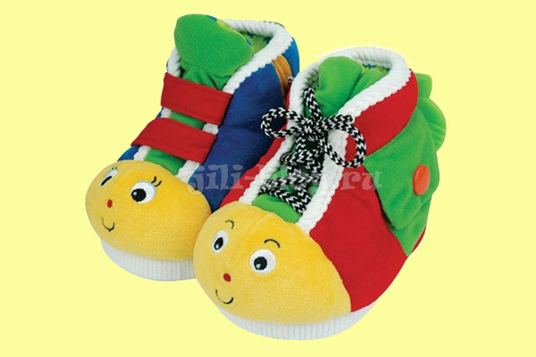 Развивающие ботинки