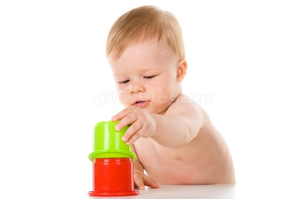 Развивающие игры и занятия для детей 1 года конспект