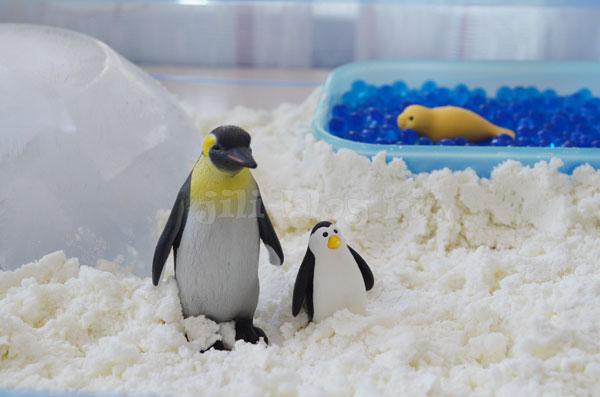 Игры с пингвинами