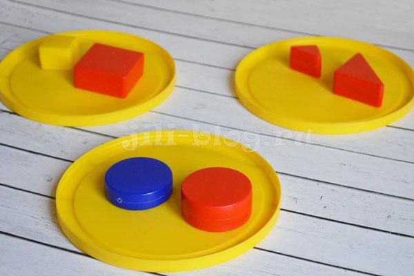 Интересные игры с блоками Дьенеша