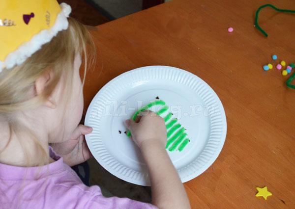 Зимние поделки для детей 4-5 лет
