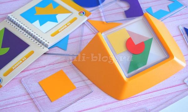 Логическая игра Bondibon Цветовой код
