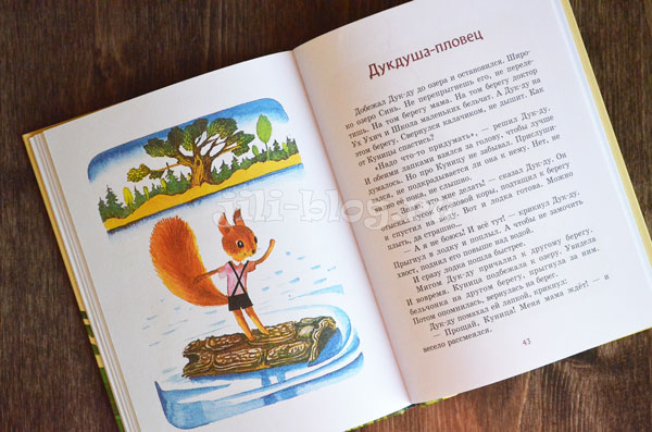 Книга Приключения Дук-Ду Фото страниц