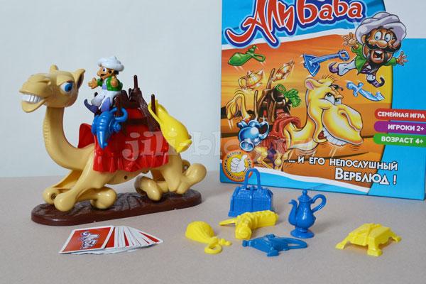 Настольная игра Али-баба и его непослушный верблюд