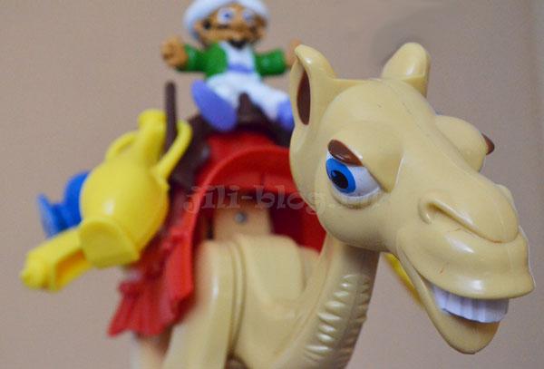 Настольная игра для детей 3-4 лет Али баба и его непослушный верблюд