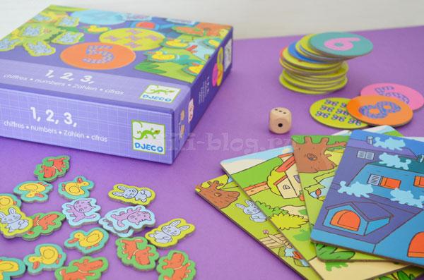 Настольные игры для малышей