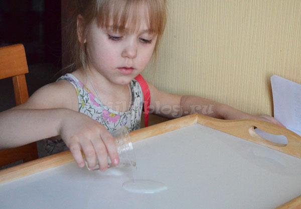 Опыты с водой для детей в домашних условиях
