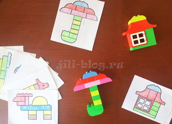Логические игры для детей 2-3 лет